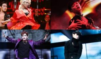 Mnet 'Hit the Stage' Dance Competition: LineUp