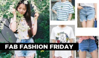 FAB FASHION FRIDAY: Cool Down Summer in Cosmic Girls Style