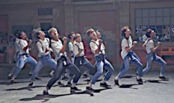 Main Point Dances of SEVENTEEN's 'Very Nice' Choreography