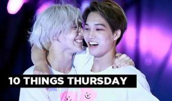 10 Things: Famous K-Pop Idol Best Friends