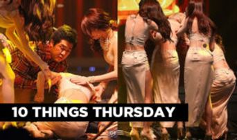 10 Things: K-Pop Girl Idols with Dangerous Stage Incidents