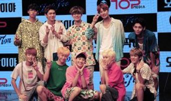 12 Things Only Found at UP10TION Showcase