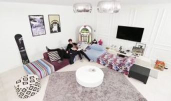 TOP 4 Luxury Idol Group Dorms