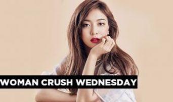 Woman Crush Wednesday: Luna of f(x)