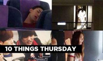 10 Things: Sasaeng Fans Put K-Pop Idols in Danger