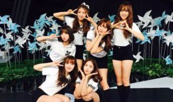 GFriend to Perform a Special Stage for Double Triple Crown