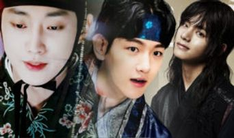 New Idols Turned Actors In 3 Gorgeous Traditional Looks