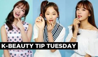Korean Beauty Tip Tuesday: Glowing Summer Skin Makeup with I.O.I