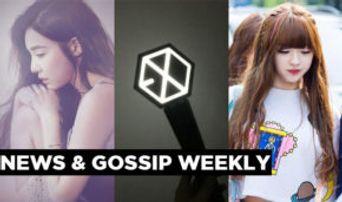 Breaking K-Pop News & Celebrity Gossip: 4th Week of August