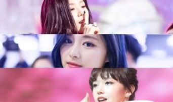 The 3 Prettiest Rookie Girl Group Idols Voted by Netizens