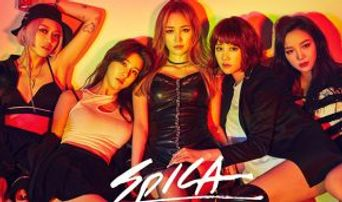 Teaser )) SPICA 10th Single Album 'Secret Time'