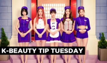 Korean Beauty Tip Tuesday: EXID's Daily Face Makeup Routine
