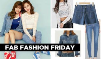 FAB FASHION FRIDAY: Transition to Autumn with TWICE x SPRIS