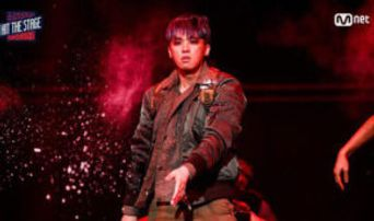 TEEN TOP's ChangJo Channels 'Mad Max' on Mnet's Hit the Stage