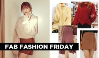 FAB FASHION FRIDAY: Slay Earth Tones with APink's 'Pink Revolution'