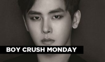Boy Crush Monday: HOYA of INFINITE