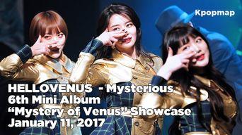 "Showcase )) HELLOVENUS ""Mystery of Venus"" Photo Time & Performance Video"