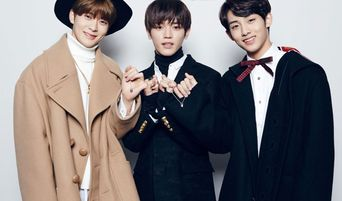 SM Artists and LOUIS VUITTON Makes a Promise
