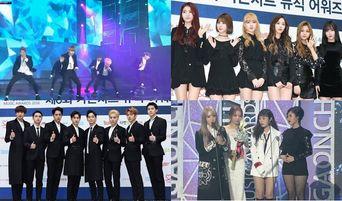 6th GAON Chart K-Pop Music Awards 2016: Results & Winners