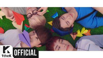 MV )) HIGH4 - Love Line