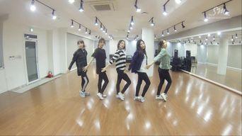 Video )) Red Velvet - Rookie (Dance Practice Ver.)
