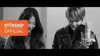 Teaser )) SoYou X BaekHyun - Rain