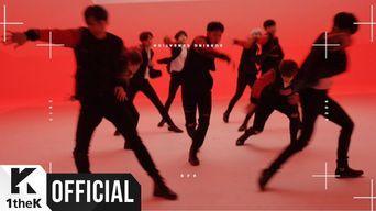 Teaser )) SF9 'Roar' Teaser #2 - Dynamic Movement