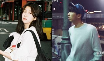 Baek YeRin Caught in a Dating Rumor with Producer Gurum