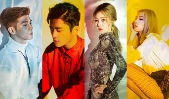 Idols' Ideal Types 2017 Compilation: K.A.R.D