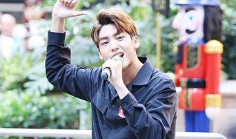 MYTEEN's Song YuVin Hits Up HongDae Club