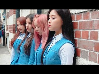 Teaser )) LOONA 1/3 'Hong Kong'