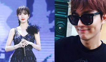 Suzy and Lee MinHo Celebrates Their 2nd Year Anniversary