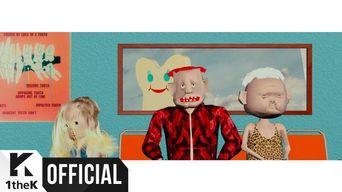 Teaser )) GaeKo - Gajah (Feat. Rap Monster of BTS)