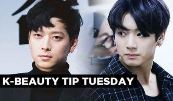 Korean Beauty Tuesday: The Comma Hair Trend of 2017