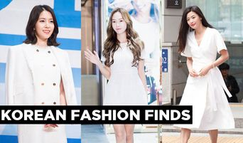 Korean Fashion Finds: K-Fashion Tips to Owning White Outfits for 2017 S/S