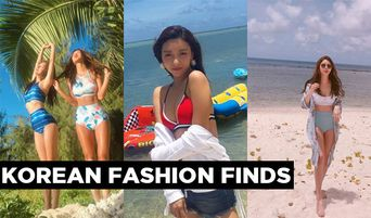 Korean Fashion Finds: The Early Bird Swimsuit Trends for Summer 2017
