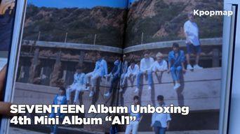 Unboxing: SEVENTEEN 4th Mini Album 'Al1' Album Unboxing