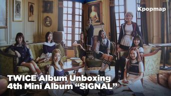 Unboxing: TWICE 4th Mini Album 'SIGNAL' Unboxing