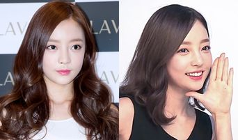 Netizens Speculate Goo Hara's Plastic Surgery Rumors After New Japanese Ad