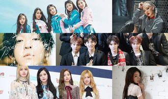 Upcoming K-Pop Comeback & Debut Lineup for June 2017