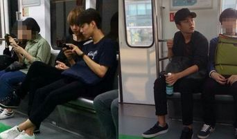 List of Korean Celebs You Might Bump Into On Subway