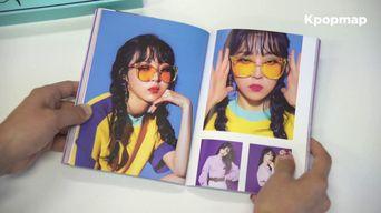 Unboxing: MAMAMOO 5th Mini Album 'Purple - Yes I Am' Signed Album Unboxing (A, B Type)