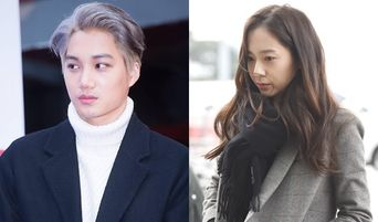 EXO's Kai and f(x)'s Krystal Breaks Up After 14 Months Of Dating