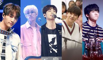 Idols' Ideal Types 2017 Compilation: DAY6