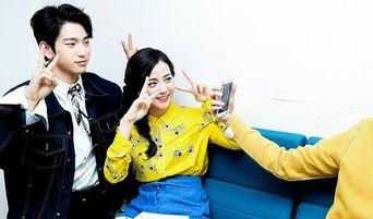K-Pop Couple Fantasy: GOT7's JinYoung & BLACKPINK's JiSoo