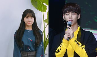 PENTAGON HongSeok Caught Dating with Lee SuHyun of Produce 101 SE1