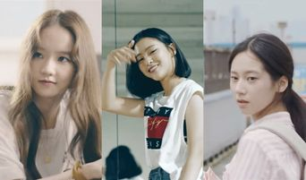 SM and JYP's 3 Trainee Girls Appeared In BTS's Teaser Video