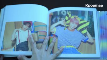 Unboxing : VICTON 3rd Mini Album 'IDEONTITY - Unbelievable' Signed Album Unboxing
