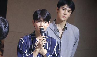 Newly Changed Ideal Type 2017: EXO's BaekHyun & SeHun
