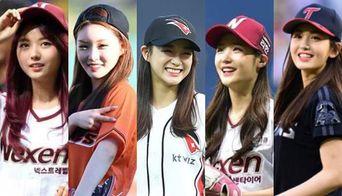 Former I.O.I Members' Strong Baseball Uniform Visuals Hit A Home Run